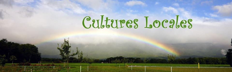 Cultures locales
